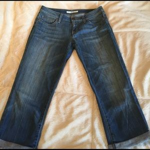 Joe's Jeans Jeans - Joes Honey Capris. Size 30