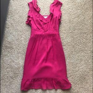 Anthropologie Dresses & Skirts - Pink Anthropologie Dress