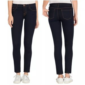 J Brand Denim - J Brand Dark Ink Slim Ankle Skinny Leg Jeans