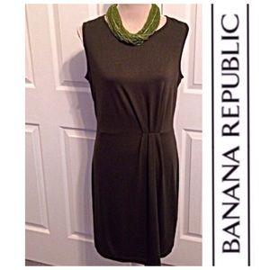 Banana Republic Dresses & Skirts - NWT Banana Republic, Sleeveless Midi Ponte Dress