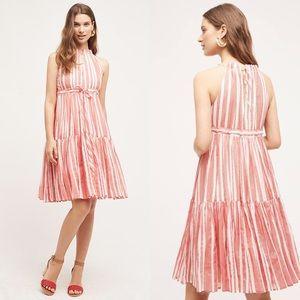 Anthropologie Dresses & Skirts - Eva Franco Daylily Stripe Dress