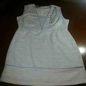 Covington V Neck Dress Size 16