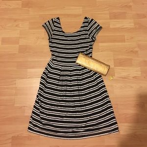 Eight Sixty Dresses & Skirts - Eight Sixty Black and White Dress, M