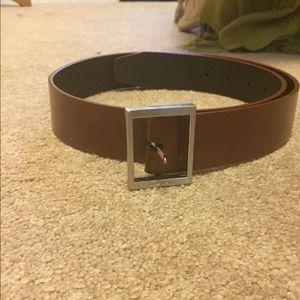Nine West women's belt