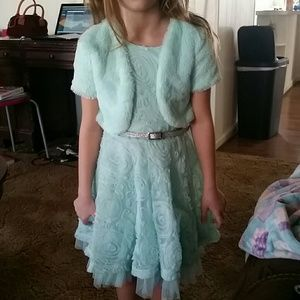 Knitworks Other - Dress size 4t