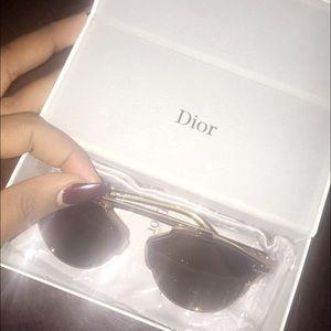 Dior real authentic sunglasses