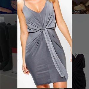 Boohoo Dresses & Skirts - Knot Bodycon Dress