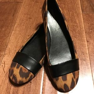 Christian Siriano Shoes - Leopard Flats