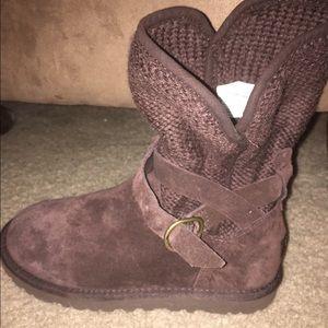 Ugg Brown Boots NWOT