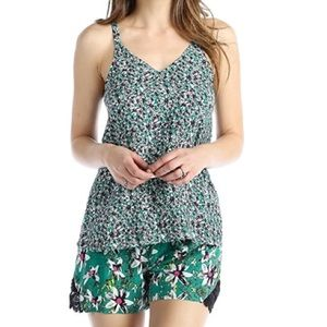 Floral Cami & Short Set 