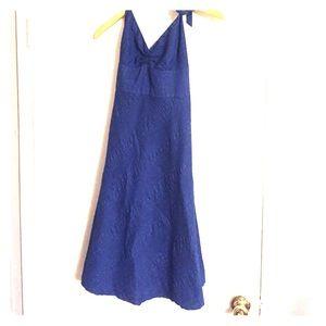 J. Crew Halter Dress