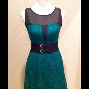 Dresses & Skirts - Lace A-line dress