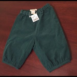 Bonpoint Other - DANDY TROUSERS SLATE GREEN 6 month