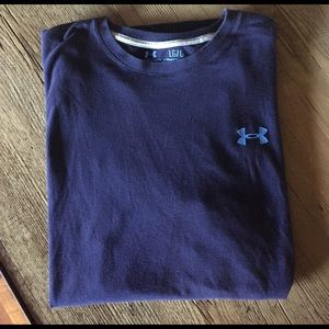 Under Armour Other - Navy Under Armour Tee