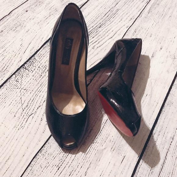 82d377e449b J. Renee Shoes - J. Renee RED BOTTOM heels from Nordstrom 9.5
