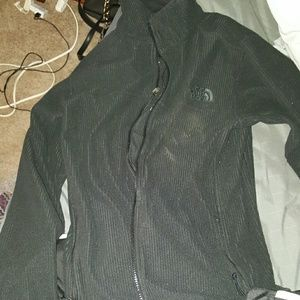 Size small authentic The North Face fleece jacket