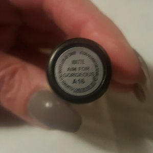 MAC Cosmetics Makeup - MAC Matte Lipstick in Aim for Gorgeous
