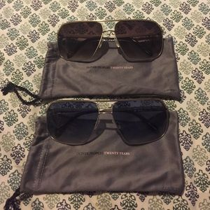 cf66418b26 Oliver Peoples Accessories - 2 pair of Oliver Peoples Connolly Sunglasses