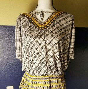 Anthropologie Short Sleeve Knits