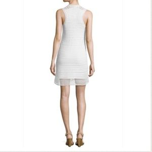 Theory Dresses & Skirts - Theory 'Nirlee' Ivory Racerback Dress, NWT
