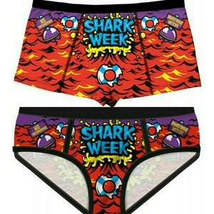 25dcd49b76 Harebrained Intimates   Sleepwear - XXXSOLD IN BUNDLEXXX Shark Week Bikini  Underwear