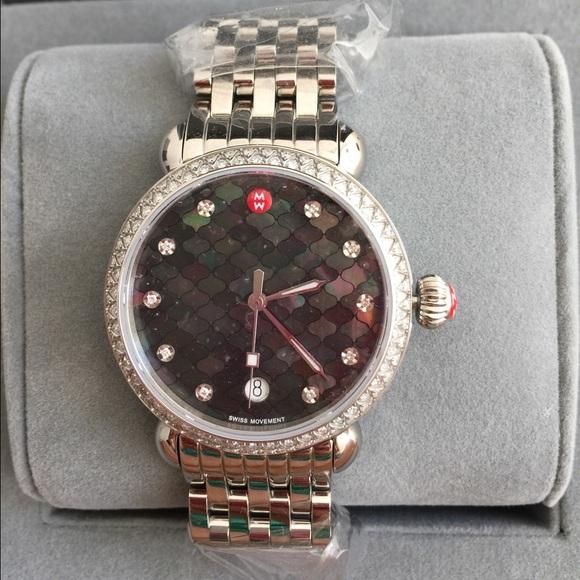 8059e774a358  2200 NWT Michele CSX-36 Diamond