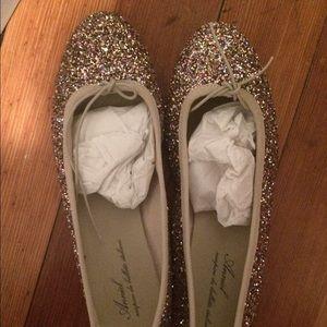 Anniel Shoes - Anniel ballet flat glitter shoe Kawaii Cute rare