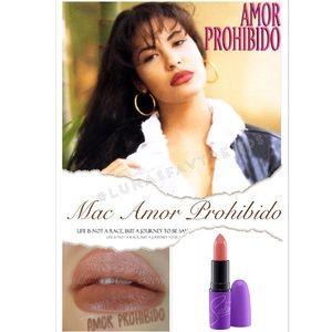MAC Cosmetics Other - 💄NIB MAC SELENA AMOR PROHIBIDO LIPSTICK 💄
