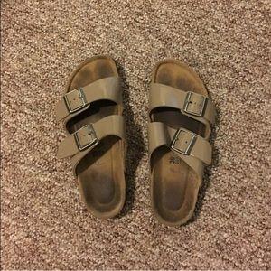 Birkenstock Shoes - Nude Birkenstocks