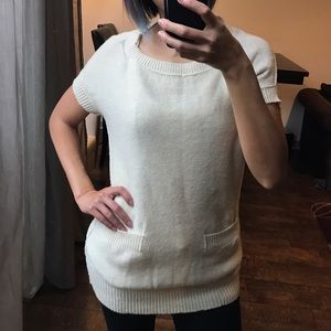 Yohji Yamamoto Sweaters - Yohji Yamamoto Wool Top