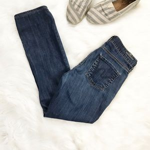Citizens of Humanity Denim - Citizens of Humanity Mid-Rise Straight Leg jeans