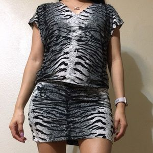 Day & Night Dresses & Skirts - Tiger print dress