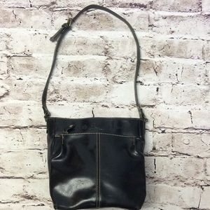 Relic Handbags - RELIC BLACK SHOULDER BAG