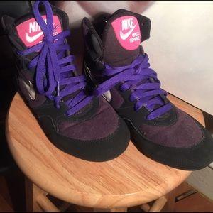 c2e07e3942c Nike Shoes - Aztec Nike Greco Supreme WRESTLING  BODYBUILDING