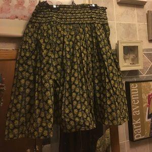 Dil skirt
