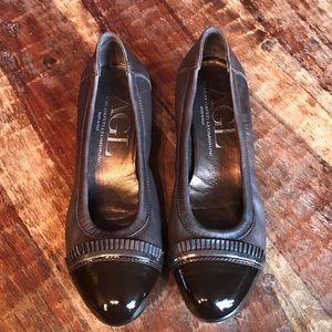 AGL Shoes - AGL Kitten Heels