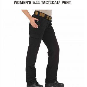 5.11 Tactical Pants - 5.11 Tactical Women's Black Pants