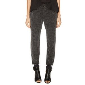Free People Pants - NWT FREE PEOPLE HERRINGBONE JOGGER SIZE2.