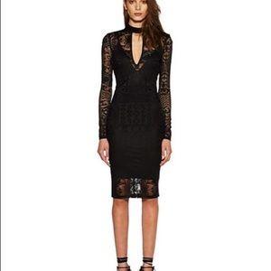 Bec & Bridge Dresses & Skirts - Bec & Bridge black lace dress sz. 2