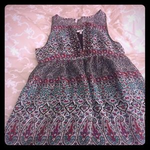 Joie Boho Chic Summer Dress