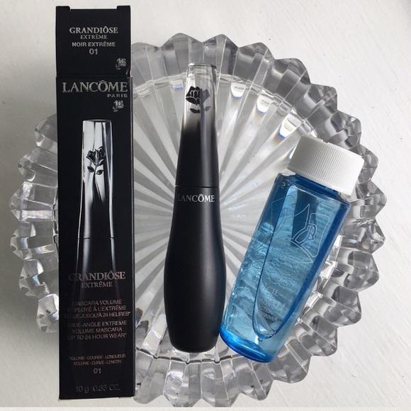 ee7c8af55c4 Lancome Makeup | Lancme Grandiose Extreme Mascara Bifacils | Poshmark