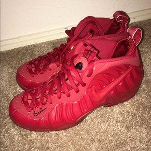 Nike Red October Foamposite