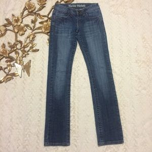 Denim - Machine Washable Brand Jeans
