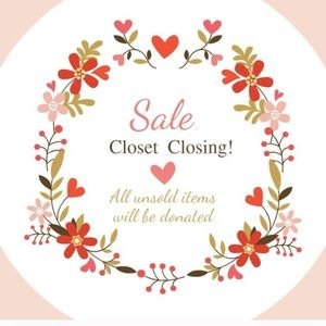 Closet Closing