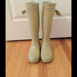 Shoes - Hunter rain boots