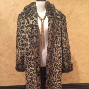 Fabulous Furs Jackets & Blazers - ⚡️SALE⚡️- Fabulous Furs faux fur coat