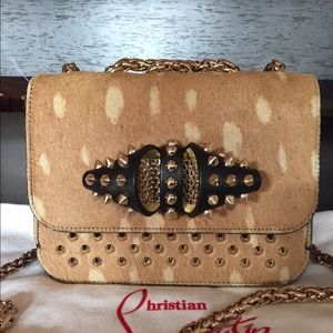 New Auth Christian Louboutin Sweet Charity
