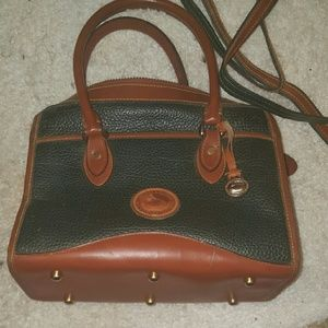 Dooney and Bourke vintage handbag