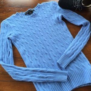Ralph Lauren Black Label Sweaters - RALPH LAUREN BLACK LABEL 100% CASHMERE SWEATER. SM