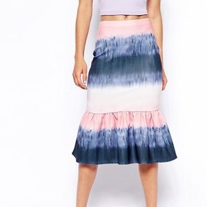 ASOS Peplum Skirt